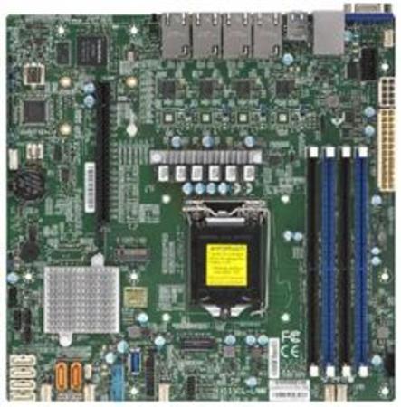 Supermicro MBD-X11SCL-LN4F-O, MBD-X11SCL-LN4F-O