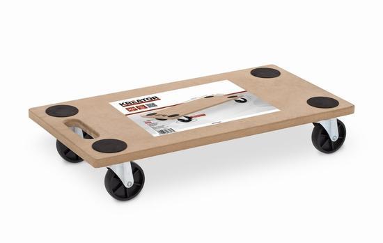 Plošinový vozík Kreator KRT670001 200kg