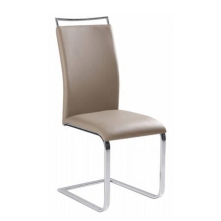 Tempo Kondela Jídelní židle, světle hnědá, BARNA NEW
