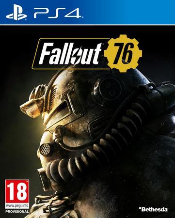 FALLOUT 76 hra PS4 Bethesda