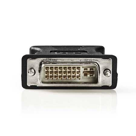 Nedis CCGP32900BK - DVI – VGA Adaptér | DVI-I 24+5-Pin Zástrčka - VGA Zásuvka, CCGP32900BK