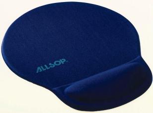 Allsop Gelová podložka pod myš modrá - 05941, 05941