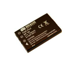BRAUN NP-60 baterie - neoriginální
