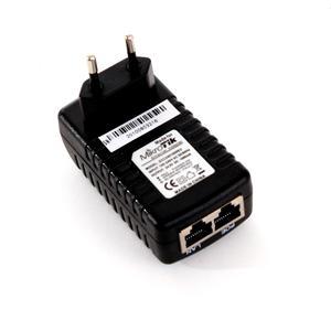 PoE adaptér 24V 1A 24W pro Mikrotik RB a Alix, HS24-2400