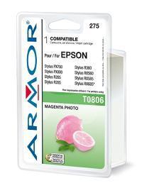 Armor ink-jet pro Epson SP R265 (T080640) M photo