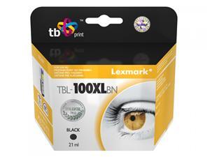 Ink. kazeta TB kompat.s Lexmark 14N1068E 100% new, TBL-100XLBN