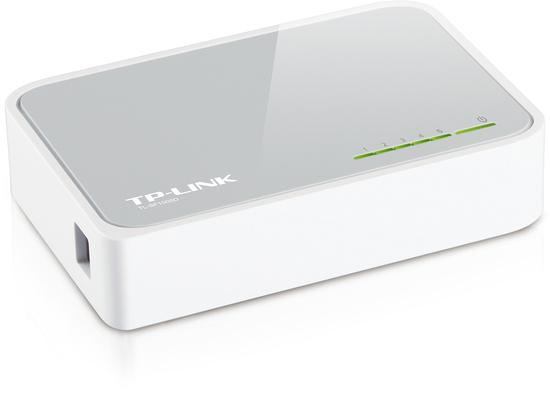 TP-LINK TL-SF1005D 5-port Desktop Switch