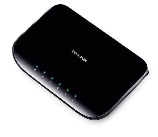 TP-Link TL-SG1005D Switch 5x10/100/1000Mbps, TL-SG1005D
