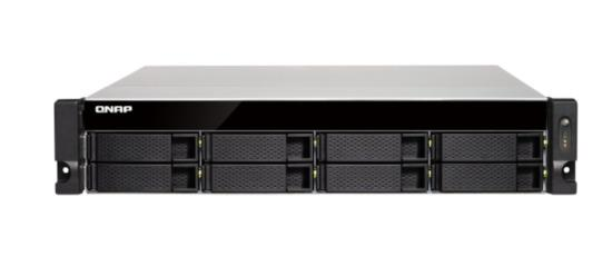 QNAP TS-853BU-4G (1,5GHz/4GB RAM/8xSATA/4xGbE/HDMI), TS-853BU-4G