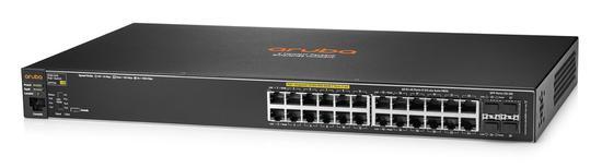 Aruba 2530 24G PoE+ Switch, J9773A
