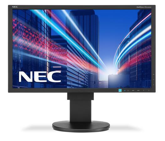 "NEC 23"" EA234WMi - 1920x1080, IPS, W-LED, 250cd, D-sub, DVI, DP, HDMI, USB, Repro, černý, 60003588"