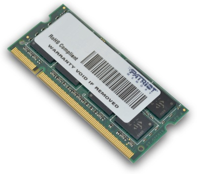 Patriot Signature Line SODIMM DDR2 2GB 800MHz CL6 PSD22G8002S