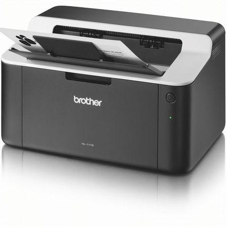 HL-1112E laserová tiskárna BK BROTHER, HL1112EYJ1