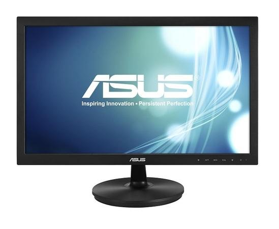 "ASUS VS228NE, 21.5""(54.6cm) 16:9, 1920x1080, 0.248mm, 200 cd, 50mil:1, 5ms, D-Sub, DVI-D, 90LMD8001T02211C-"