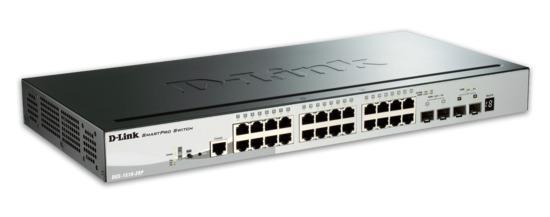 D-Link DGS-1510-28P, DGS-1510-28P