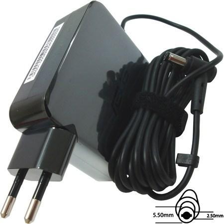 Asus adaptér 65W19V 2P, 5.5 x 2.5, B0A001-00042800, B0A001-00042800