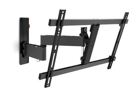 """Nástěnný držák na LED/ LCD/ plazma TV """"WALL 1245"""", černá, VOGELS, W53080"""