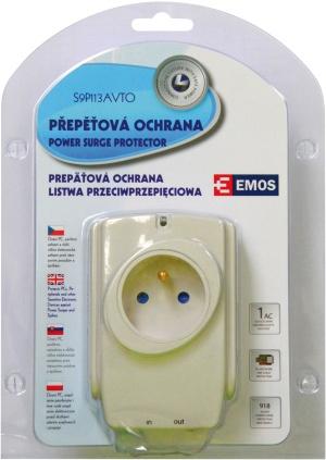 EMOS P53893 1 zásuvka