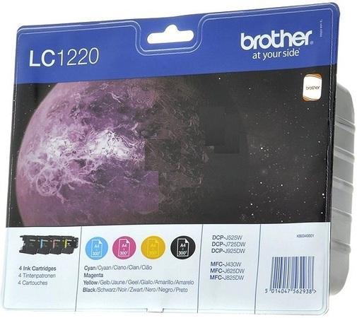 Brother LC-1220VALBP - originální, LC1220VALBP