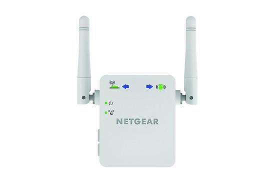 NETGEAR N300 WiFi Range Extender, WN3000RP, WN3000RP-200PES