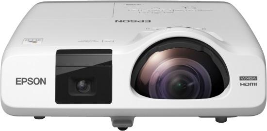 EPSON 3LCD/3chip projektor EB-536WI 1280x800 WXGA/3400 ANSI/16000:1/HDMI/LAN/16W Repro/optionWi-fi/(EB536WI)
