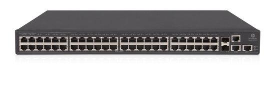 HPE 1950 48G 2SFP+ 2XGT Switch, JG961A