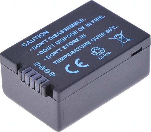 Baterie T6 power Panasonic DMW-BMB9, DMW-BMB9E, DMW-BMB9GK, 895mAh, 6,4Wh