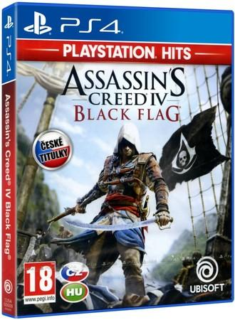 PS4 - Assassin`s Creed: Black Flag