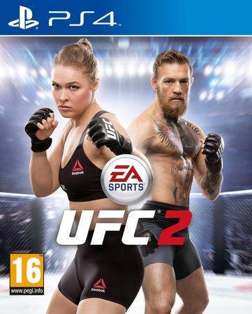 EA SPORTS UFC 2 PS4 EN SONY HITS CZ/SK/HU/RO