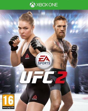 EA Sports UFC 2 Xbox One CZ/SK/HU/RO