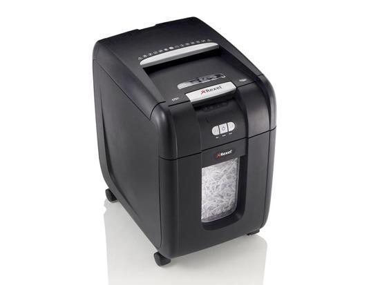 Skartovač REXEL Auto+ 200X 7 listů/32l/CD/Příčný řez, 2103175EU