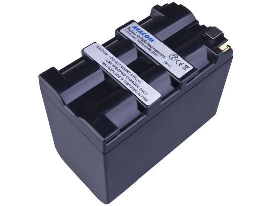 AVACOM VISO-970B-806 7800 mAh baterie - neoriginální