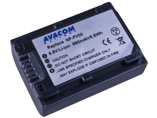 AVACOM VISO-FV50-142 980 mAh baterie - neoriginální