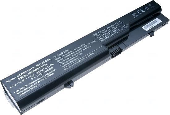 T6 power 593573-001 7800mAh - neoriginální, NBHP0088