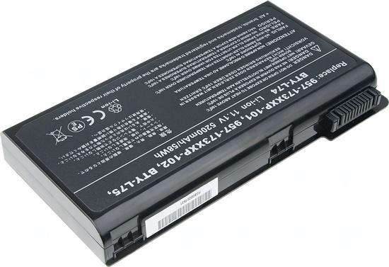 T6 power BTY-L74 5200mAh - neoriginální, NBPR0030