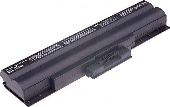 T6 power VGP-BPS21A 5200mAh - neoriginální, NBSN0044