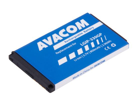 Baterie AVACOM GSLG-KF300-S800 800mAh - neoriginální, GSLG-KF300-S800