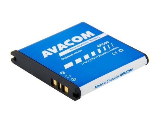 Baterie Avacom GSSE-EP500-1200 1200mAh - neoriginální, GSSE-EP500-1200