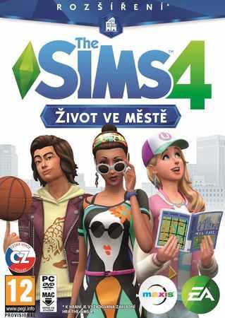 The Sims 4 - Život ve městě EA