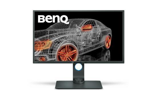 BenQ LCD PD3200Q 32`` wide/VA LED/WQHD 2560x1440/4ms/DVI/HDMI/DP/repro/pivot/Flicker-free/Low Blue Light, 9H.LFALA.TBE