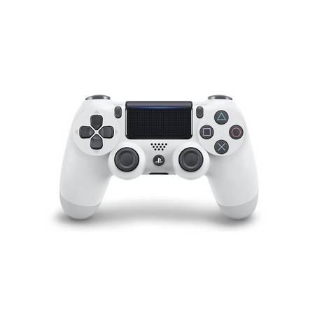 Gamepad Sony DualShock 4 pro PS4 v2 - ledově bílý