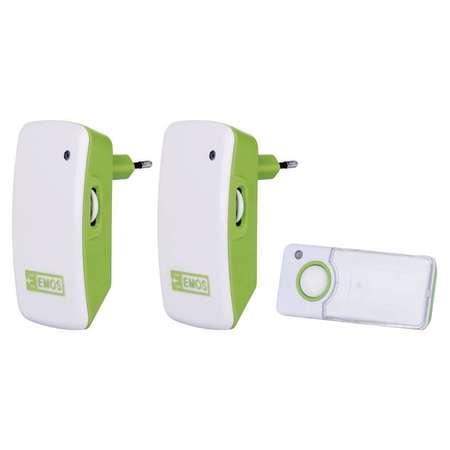 Emos Domovní bezdrátový zvonek P5742 3402042000