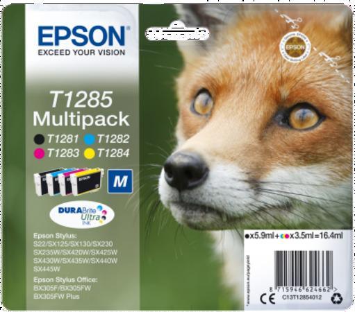 Epson T1285 - originální, C13T12854012