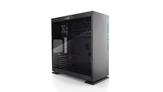 In Win 303 BLACK PC skříň USB3.0, Černá, 303 BLACK