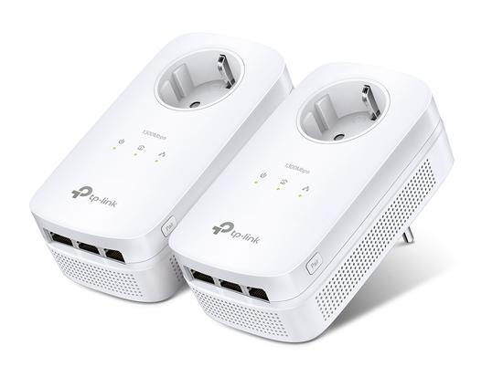 TP-Link TL-PA8030PKIT 1300Mbps Powerline Kit, TL-PA8030PKIT