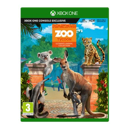 Xbox One Zoo Tycoon: Ultimate Animal Collection