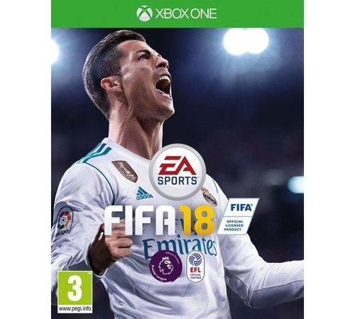 FIFA 18 hra XONE EA