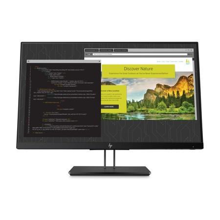"""HP LCD Z24nf G2 Monitor 23,8"""" wide (1920x1080), IPS, 5ms, 16:9, 250nits, 1000:1, VGA, DisplayPort, HDMI, 2xUSB3.0), 1JS07A4#ABB"""