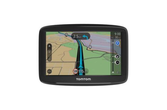 Navigace TomTom START 42 Regional CEE, LIFETIME mapy
