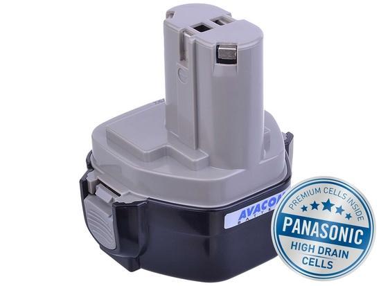 Baterie Avacom pro aku Makita 1234 Ni-MH 14,4V 3000mAh - neoriginální